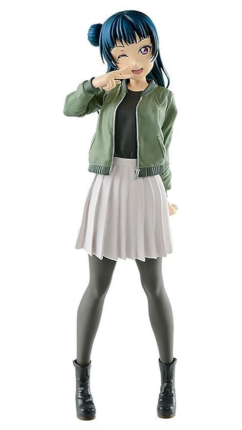Amazon com: Banpresto Love LiveSunshine Exq Figure Yoshiko Tsushima