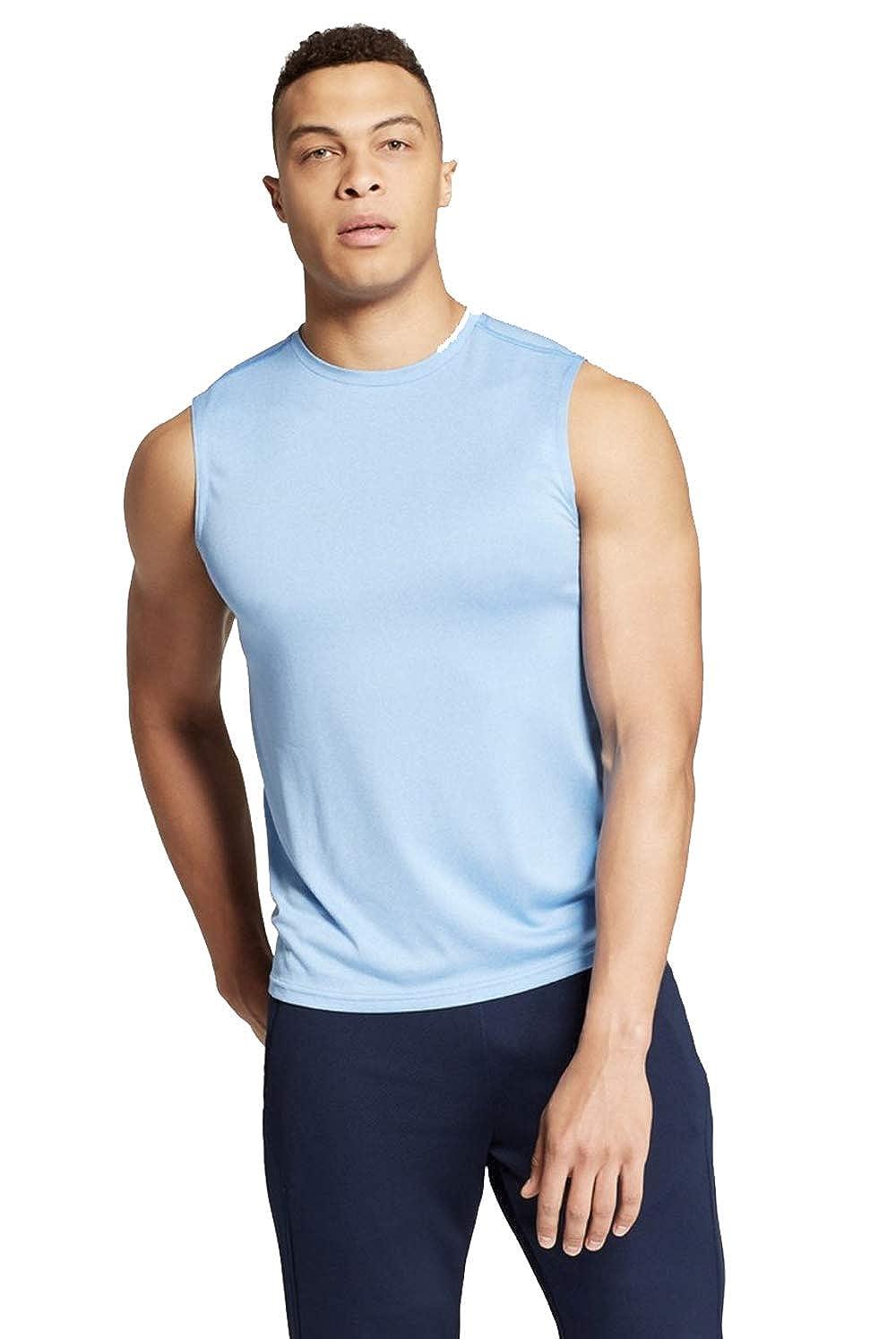 93996237 Champion C9 Men's Sleeveless Tech T-Shirt - at Amazon Men's Clothing store: