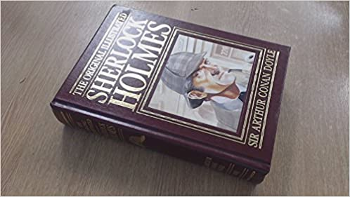 The Original Illustrated Sherlock Holmes Arthur Conan Doyle Sidney Paget 9780785800880 Amazon Books