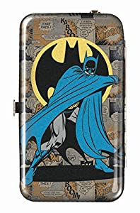 Spoontiques Wallet Case for iPhone 4; iPhone 5; iPhone 5S, iPhone 6; Samsung Galaxy S5 - Batman Phone Wristlet at Gotham City Store