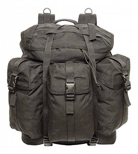SpecOps SO100200201 Recon Ruck Ultra Backpack, Black