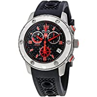 Swiss Military 2746 Rallye GMT Chronograph Men's Watch (Black)