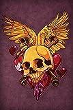 The Lovely Bones Journal: Blank Notebook Diary Log (Tattoo You 365 Journal) (Volume 38)