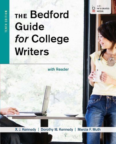 Bedford Guide for College Writers with Reader, 2020 APA ...
