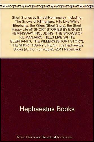hills like white elephants author