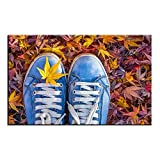Best Happy Hours Shoe Trees - Unframed Unstretched Modern HD Canvas Wall Art Autumn Review