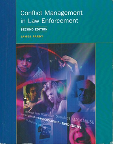 Conflict Management in Law Enforcement for $<!--$130.44-->