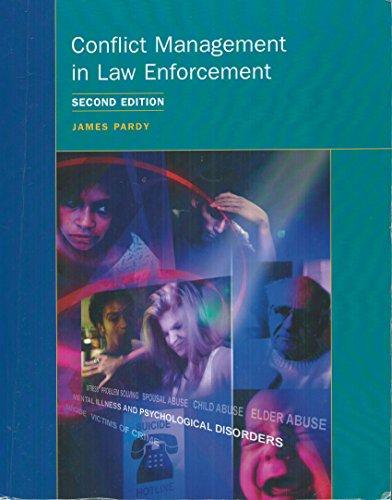 Conflict Management in Law Enforcement