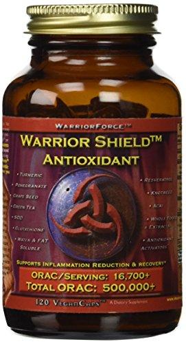 Healthforce Warrior Shield Antioxidant Capsules product image