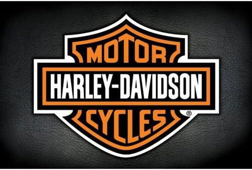 Harley Davidson Poster Logo Sport Freizeit