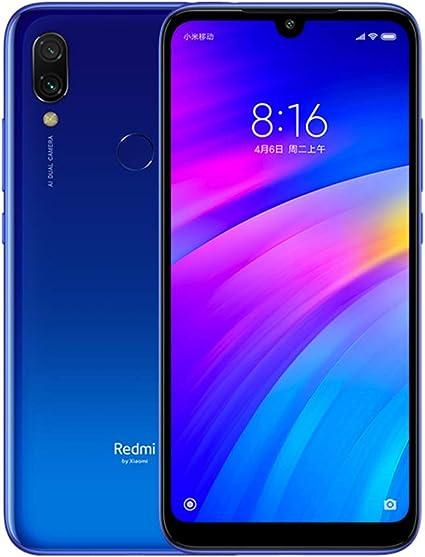 Xiaomi Redmi 7 Smartphone, 3GB RAM 64GB ROM Dual SIM Qualcomm ...