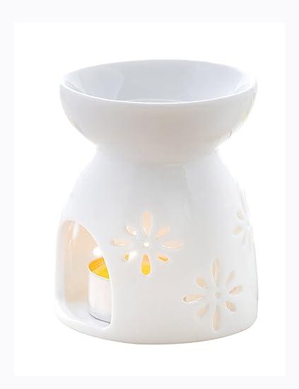 Aceite Esencial aromaterapia Horno - Anshen Sleep Aromaterapia Estufa para Velas ardientes Pure Hecho a Mano