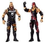 wwe action figure kane - WWE Braun Strowman vs Kane 2-Pack