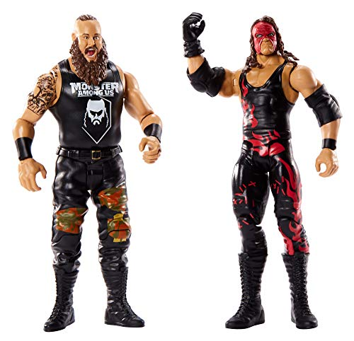 WWE Braun Strowman Vs Kane Core Figure Two-Packs Series # 57 ()