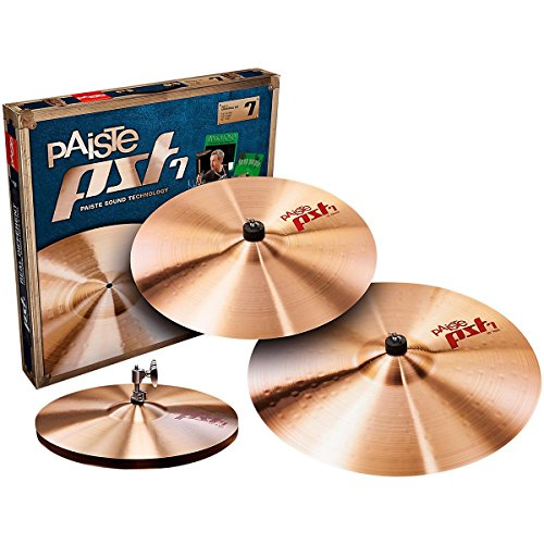 Universal Cymbal Set (Paiste PST 7 Universal Cymbal Set)