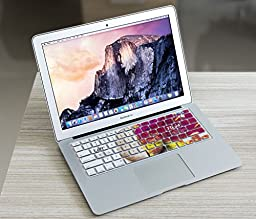 Herngee Left and Right Brain Macbook keyboard Cover for MacBook Air 13\