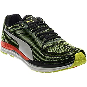 PUMA Mens Speed 600 S Ignite Running Athletic Shoes,