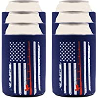 Fishing Gifts For Men & Women Can Cooler 6-Pack,...