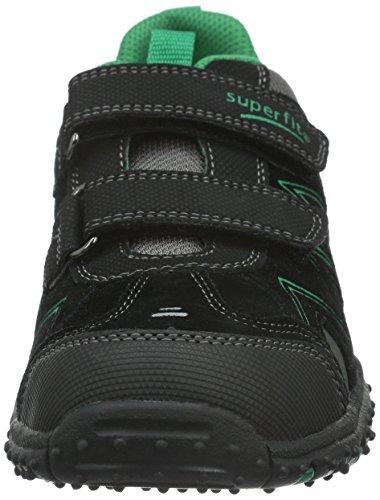 Superfit Sport4 700224 - Zapatilla Baja Niños Schwarz (SCHWARZ MULTI 03)