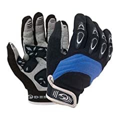 This Deep See Barnacle 2mm Gloves offer pads at palm and finger tops for added durability and protection. The silicone tactiles on finger tips and palm provide excellent grip.