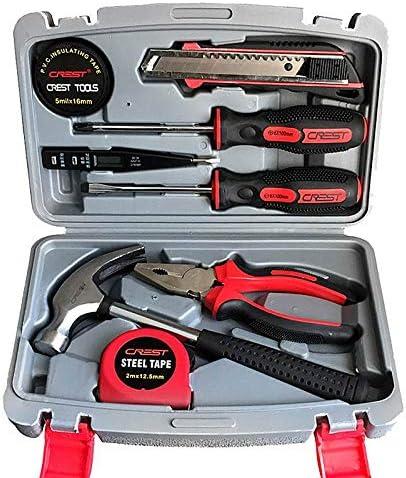 LIUXIANSHNEG 8-Pack Home Hardware Electrician Repair Tool Kit de Herramientas de Juego de Herramientas: Amazon.es: Hogar