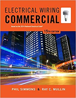 Wondrous Electrical Wiring Commercial Amazon Co Uk Ray Mullin Phil Simmons Wiring Database Wedabyuccorg