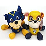 Paw Patrol Super Pups : Chase  amp; Rubble Ruben Pup Pals