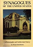 Synagogues of the United States, Oscar Israelowitz, 1878741098