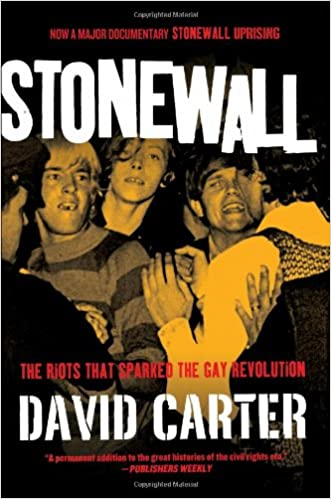 Book Stonewall: The Riots That Sparked the Gay Revolution