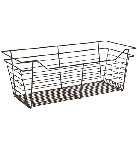 SKB family Wire Basket Drawer - 29 x 11 x 14-Inch, 29'' x 11'' x 14'' x 26 lbs, Chrome