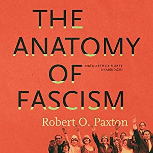 The Anatomy of Fascism Audiobook