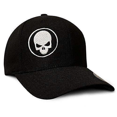 Blk Flex Fit Hat - 1