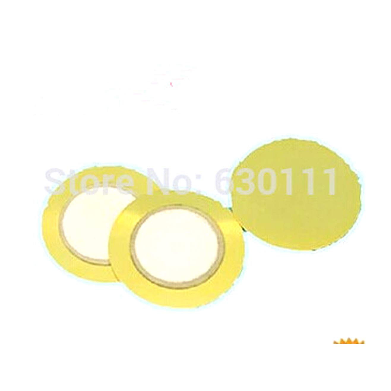 iProTool 10PCS//Lots Piezo Ceramic Element 35mm Copper Buzzer