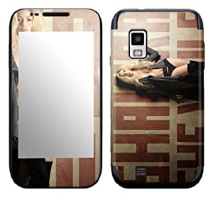 Zing Revolution MS-SHAK30274 Shakira - She Wolf Cell Phone Cover Skin for Samsung Fascinate Galaxy S (SCH-I500)
