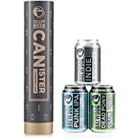 Beer Hawk Best of BrewDog Beer Canister – Craft Beer Selection Gift Set Box