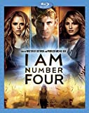 I Am Number Four [Blu-ray] by Touch