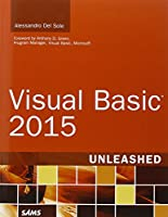 Visual Basic 2015 Unleashed Front Cover