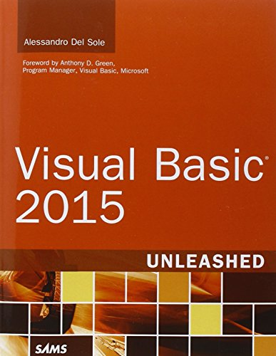 Visual Basic 2015 Unleashed by imusti