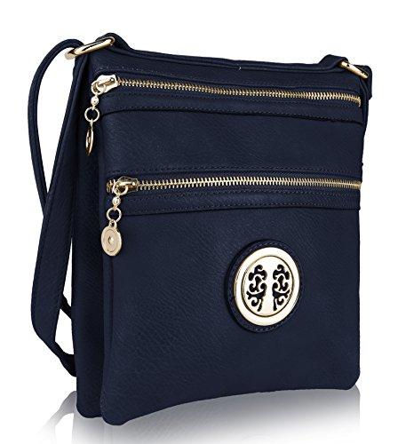 Double Sided Crossbody Bag MKF Collection Designer Crossbody Bags by Mia K Farrow - Fashion Mia Farrow