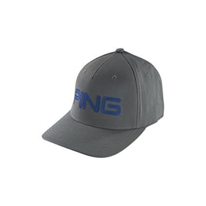 Amazon.com   PING Tour Structured Dark Grey Navy Blue Fitted L XL ... f4cb467b4a2