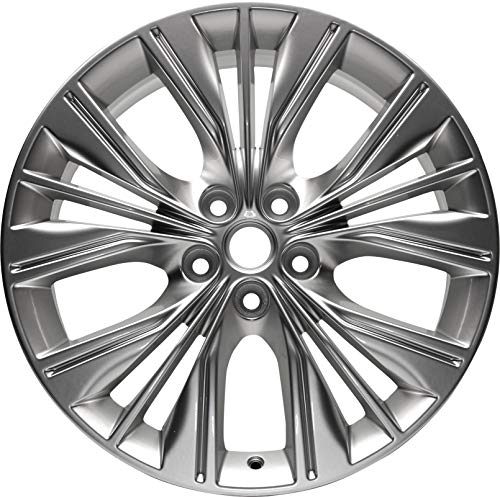 Partsynergy Replacement For New Aluminum Alloy Wheel Rim 20 Inch Fits 2014-2018 Chevy Impala 5-120.65mm 15 -
