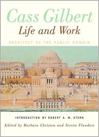 Descargador de libros gratisCass Gilbert, Life and Work