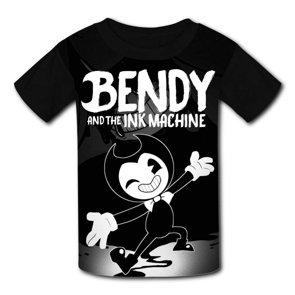 B-endy T-Shirts for Kids 3D Short Sleeve Tops Tee