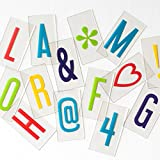 Extra Vibrant Color Pack - 100 letters for the Original My Cinema Lightbox - A4 size