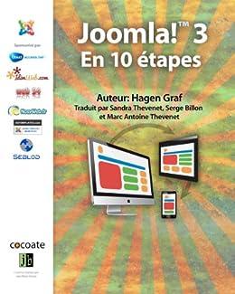 Joomla! 3 - En 10 étapes (French Edition) by [Graf, Hagen]