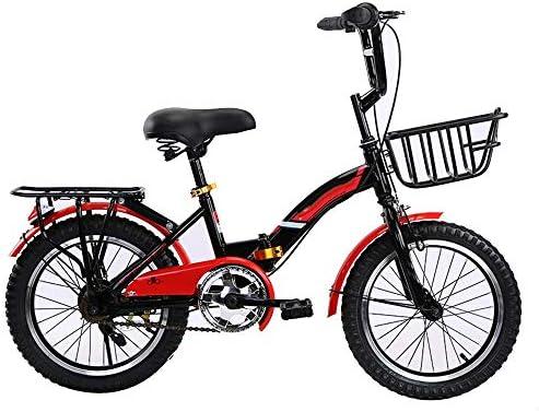 YUMEIGE Bicicletas Bicicleta para niña 16 18 20 Pulgadas ...