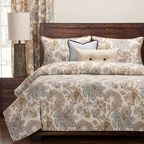 SIS Covers 5-Piece Isabella Duvet Set, Twin