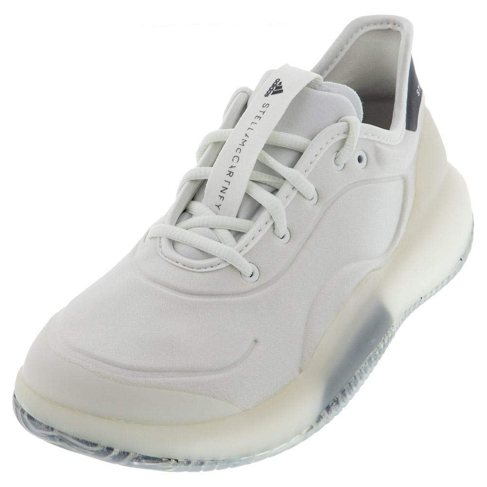 adidas aSMC Court Boost Footwear White/Footwear White/Legend Blue 9 by adidas