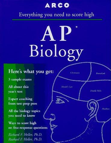 AP Biology (MASTER THE AP BIOLOGY TEST)