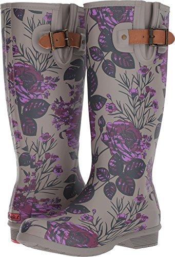 Chooka Women's Tall Memory Foam Rain Boot, Hattie, 7 M ()